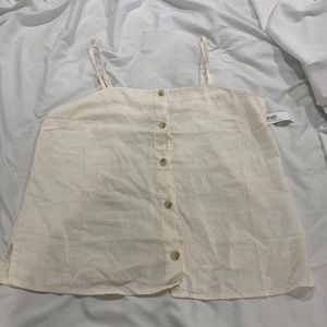 NWT - OLD NAVY Front Button Top
